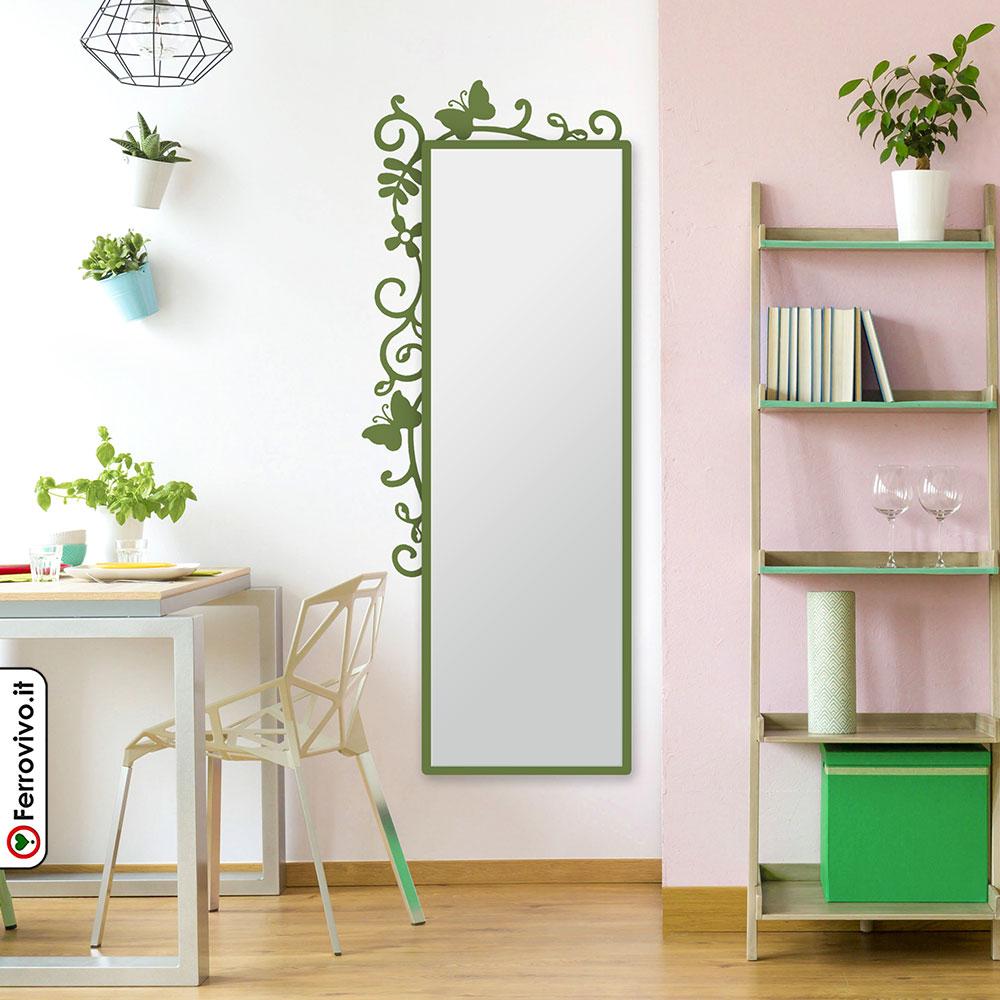 Altezza Specchio Ingresso specchi di design: consigli per utilizzarli al meglio