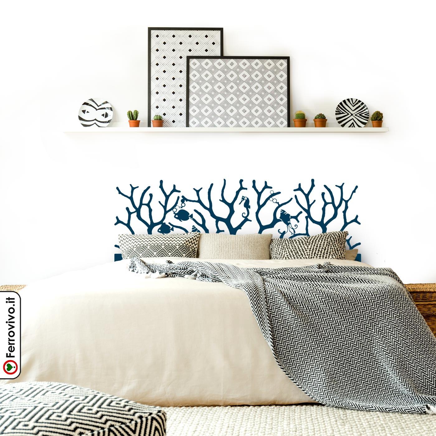 Testata letto design ferrovivo testiera letto originale - Testata letto originale ...