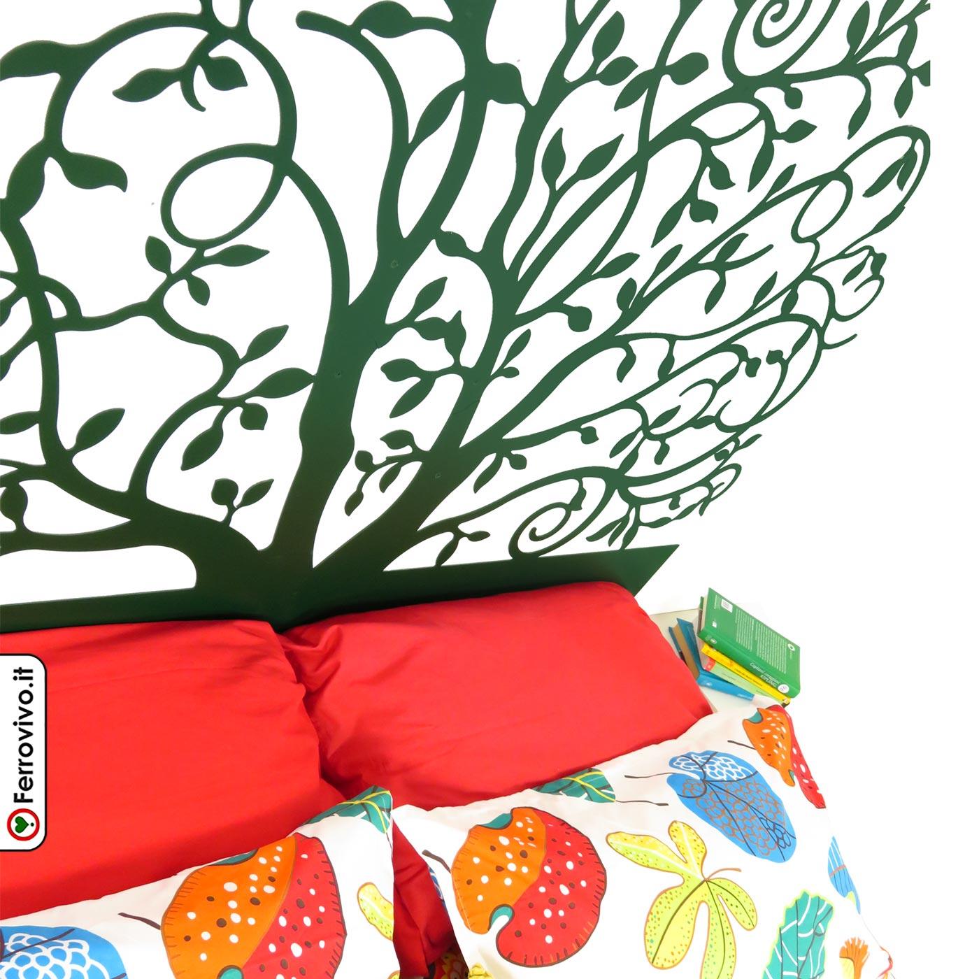 Spalliera letto trastevere testata letto ferrovivo - Testata letto originale ...
