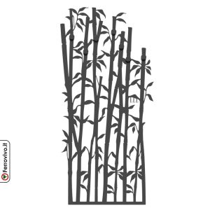 Attaccapanni bamboo