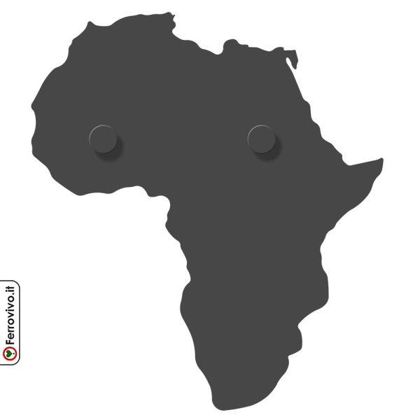 Mappa Africa appendiabiti