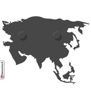 carta geografica attaccapani