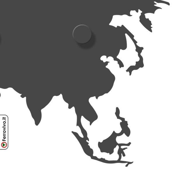 Mappa Asia appendiabtiti
