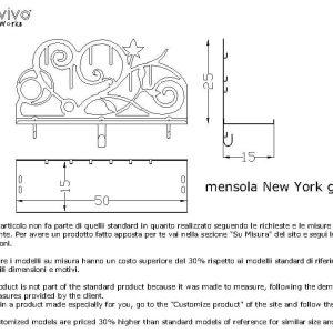 mensola-new-york-ganci-design-moderno