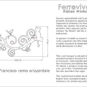 san-francisco-ramo-orizzontale-design-moderno