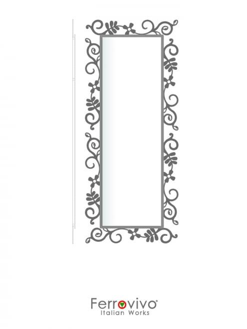 Specchio S.Francisco R2 - Ferrovivo